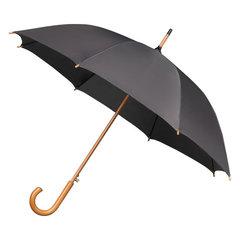 Grijze paraplu's