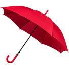 Golfparaplu-met-haak-Rood