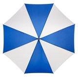 Falcone automatische paraplu - blauw/wit_