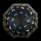 gekleurde paraplu