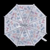 transparante paraplu honden en katten