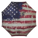 Y Not opvouwbare paraplu - Amerikaanse vlag_
