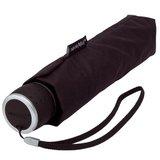 miniMAX® opvouwbare paraplu Zwart_