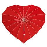 hartparaplu rood