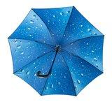 Falcone Golf-Stormparaplu met Regendruppels