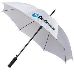 Bedrukte Golfparaplu met Logo (vanaf 10 stuks)