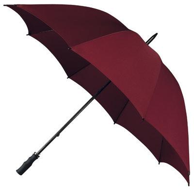 Golf Stormparaplu Bordeaux Rood