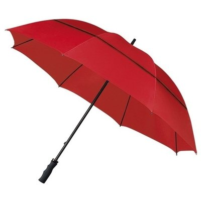 ECO Golfparaplu - Rood