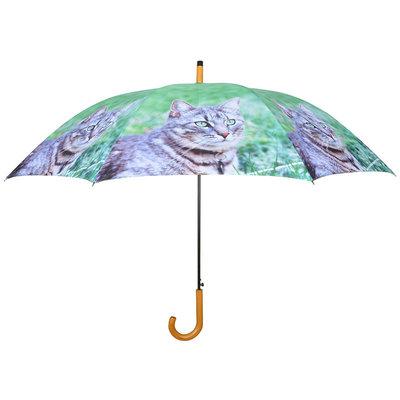 Paraplu Kat - Grijs