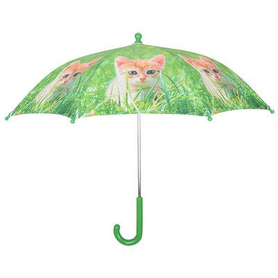 Kinderparaplu Kitten - Oranje