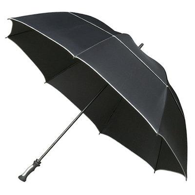 Golf-Stormparaplu XXL Zwart