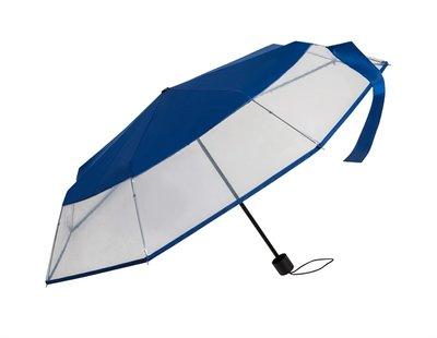 Falconetti opvouwbare paraplu blauw