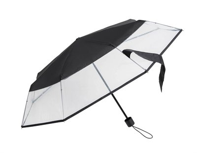 Falconetti opvouwbare paraplu zwart