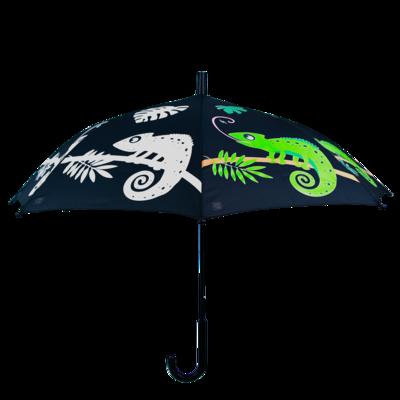* nieuw* Toverparaplu kinderen Kameleon (kleur veranderende) *nieuw*