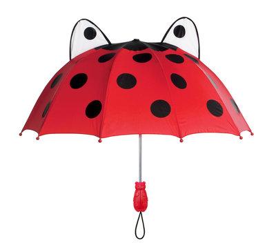 Kidorable paraplu Lieveheersbeestje