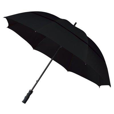 ECO Golfparaplu - Zwart