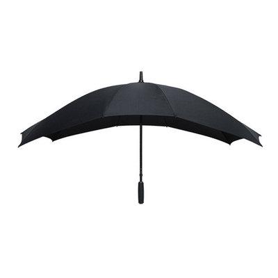 Duo paraplu Zwart