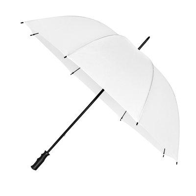 Golfparaplu wit XL