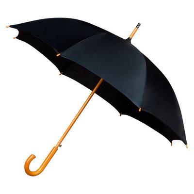 Luxe paraplu Zwart