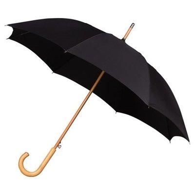 Luxe paraplu zwart - windproof