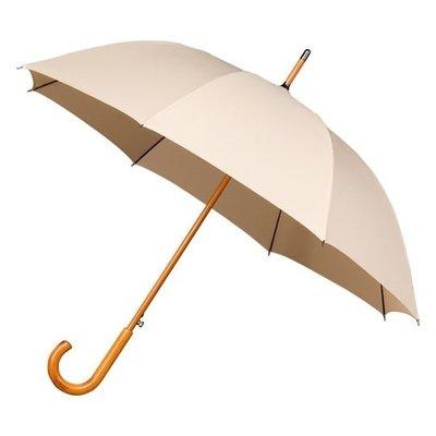 Luxe paraplu beige - windproof