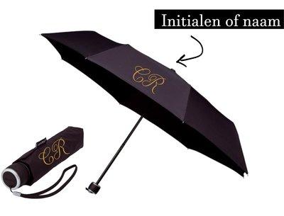 Gepersonaliseerde paraplu (opvouwbaar)