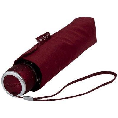 miniMAX® opvouwbare paraplu Bordeaux rood