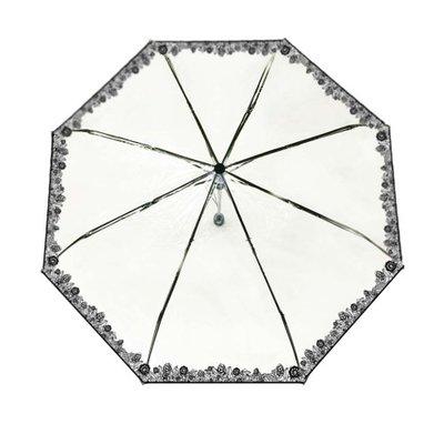 Doorzichtige paraplu kant - Smati