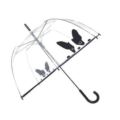 Doorzichtige paraplu hond - Smati