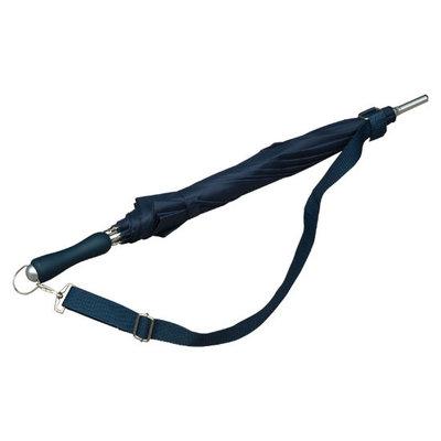 Schouderparaplu Donkerblauw