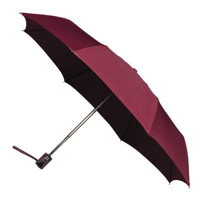 miniMAX® Opvouwbare paraplu donkerrood