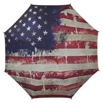 Y Not opvouwbare paraplu - Amerikaanse vlag