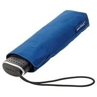 Opvouwbare platte paraplu Donkerblauw