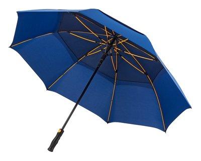 Falcone Blauwe Stormparaplu