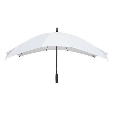 Duo paraplu Wit