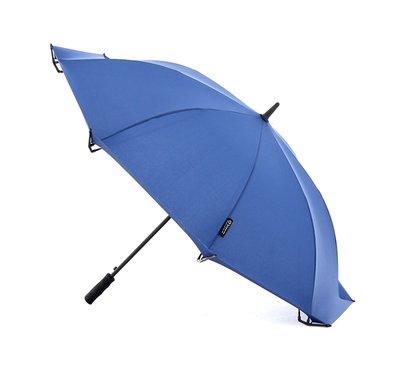 Sheeld paraplu donkerblauw