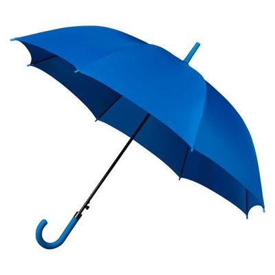 Golfparaplu met haak Blauw
