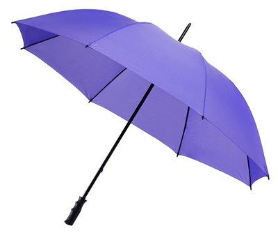 Grote paarse golfparaplu