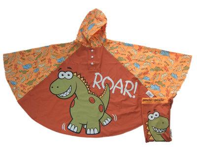 Bugzz kinder regenponcho Dinosaurus