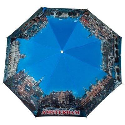 Opvouwbare paraplu Amsterdam