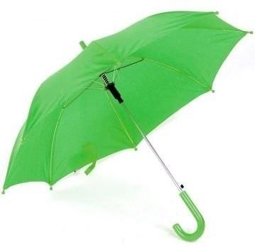 Kleurige kinderparaplu Groen