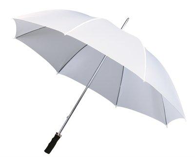 Witte golfparaplu XL