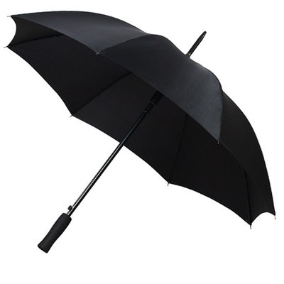 Golfparaplu Zwart