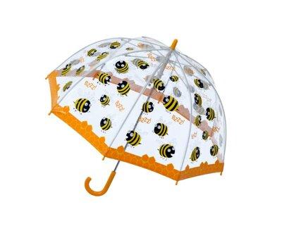 Bugzz doorzichtige Bij paraplu