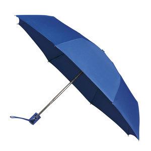 miniMAX® Opvouwbare paraplu blauw
