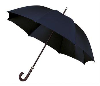 donkerblauwe paraplu