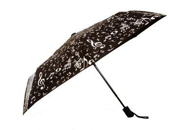 Opvouwbare paraplu muziek