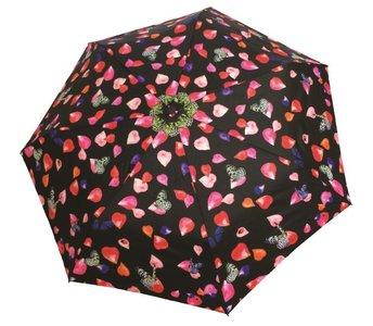 Opvouwbare paraplu kleur