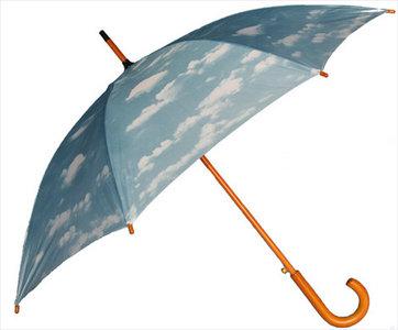 Wolk paraplu