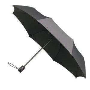 miniMAX® Opvouwbare paraplu grijs / antraciet